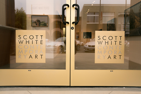 Image of Scott White Conteporary Art entry